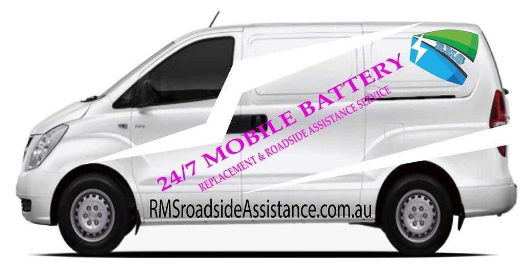 Emergency Roadside Assistance Car